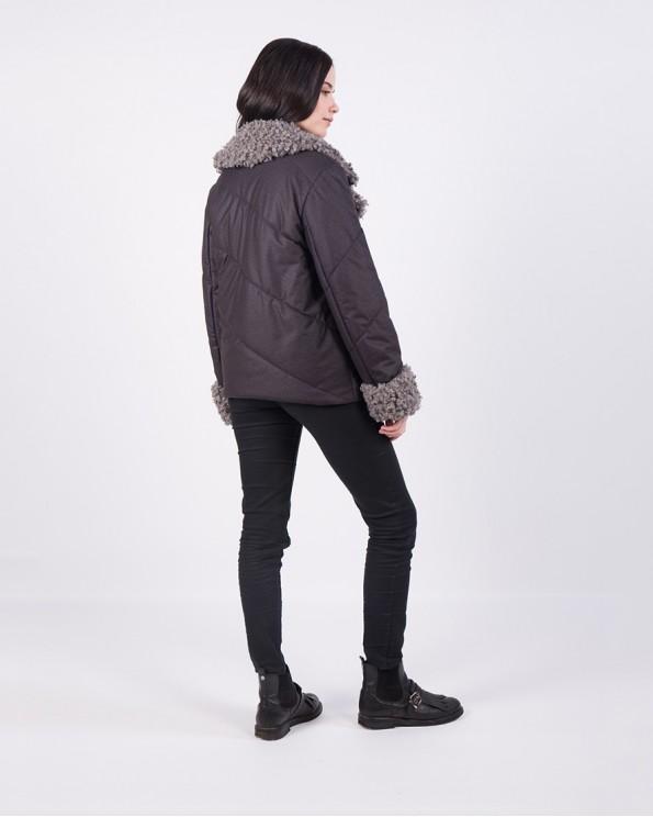 Молодежная короткая куртка ALVO