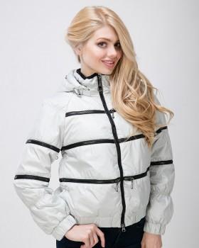 Демисезонная куртка жилетка