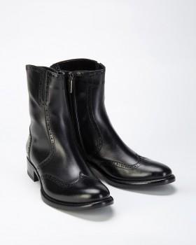 Женские ботинки зимние с мехом