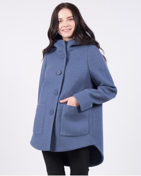 Молодежное пальто весна 2019