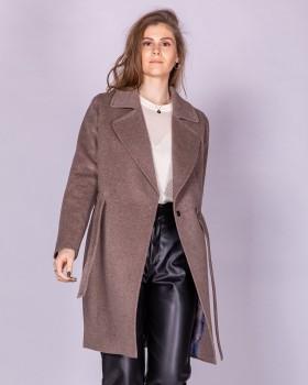 Пальто из шерсти, производства ALVO (Россия)