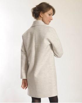 Укороченное женское пальто ALVO