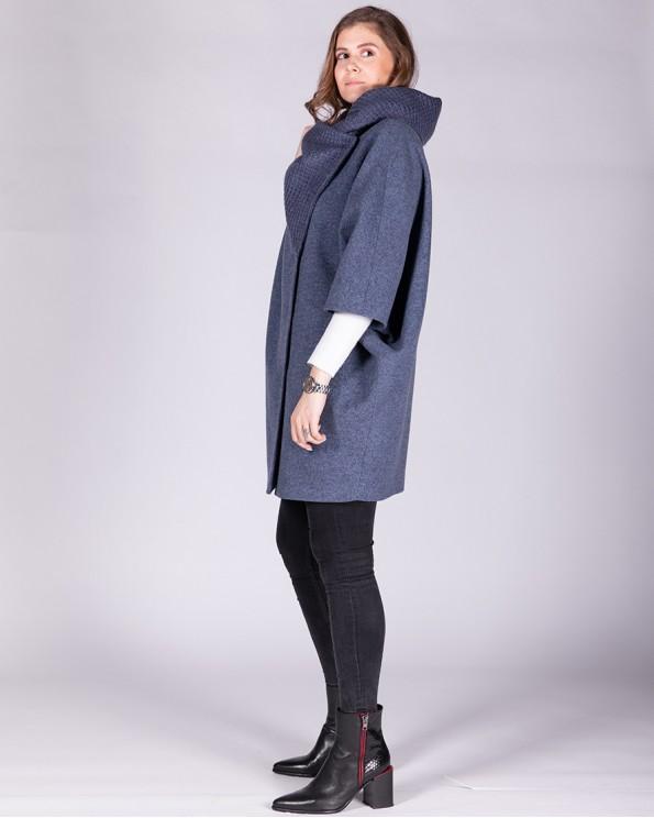Российское пальто ALVO в стиле оверсайз