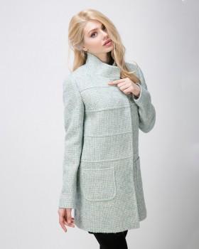 Итальянское пальто для женщин на весну и осень