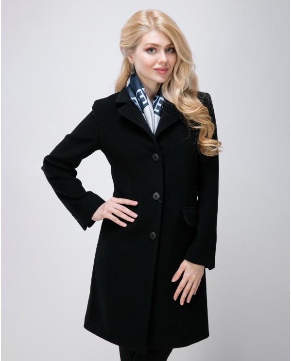 Итальянское классическое пальто для женщин