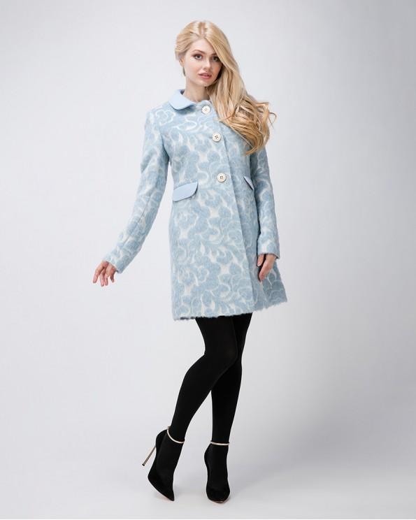 Модное пальто на осень-весну