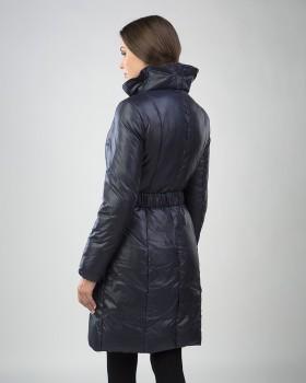 Пальто зимнее на тинсулейте без капюшона