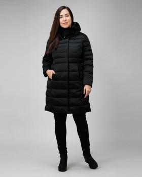 Пуховик зимний большой размер