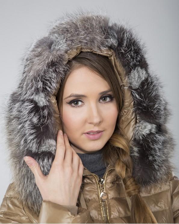 Пуховик женский Icebear